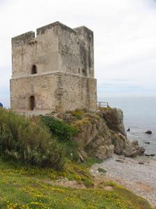 Torre de La Sal by Damiantxu