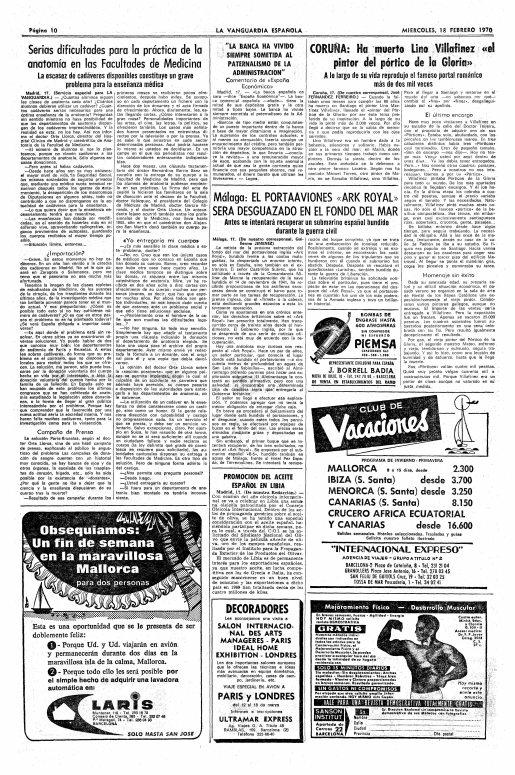 La Vanguardia Española 2