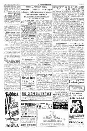 La Vanguardia Española 3